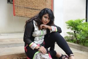 Actress Jyothi Photos @ Saahasam Seyara Dimbaka Movie Trailer Launch