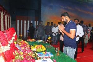 Actress Jyothika New Movie Pooja Stills