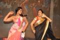 Syamala, Charmi @ Jyothilakshmi Movie Team Dance Photos