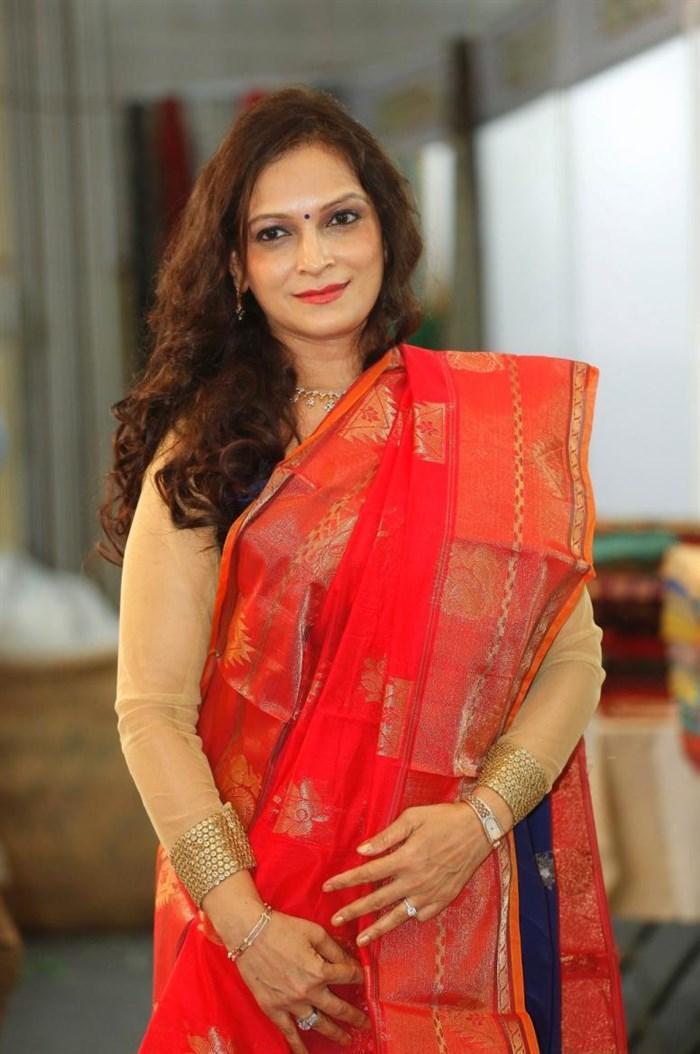 Bina Mehta launches Silk India Expo Photos