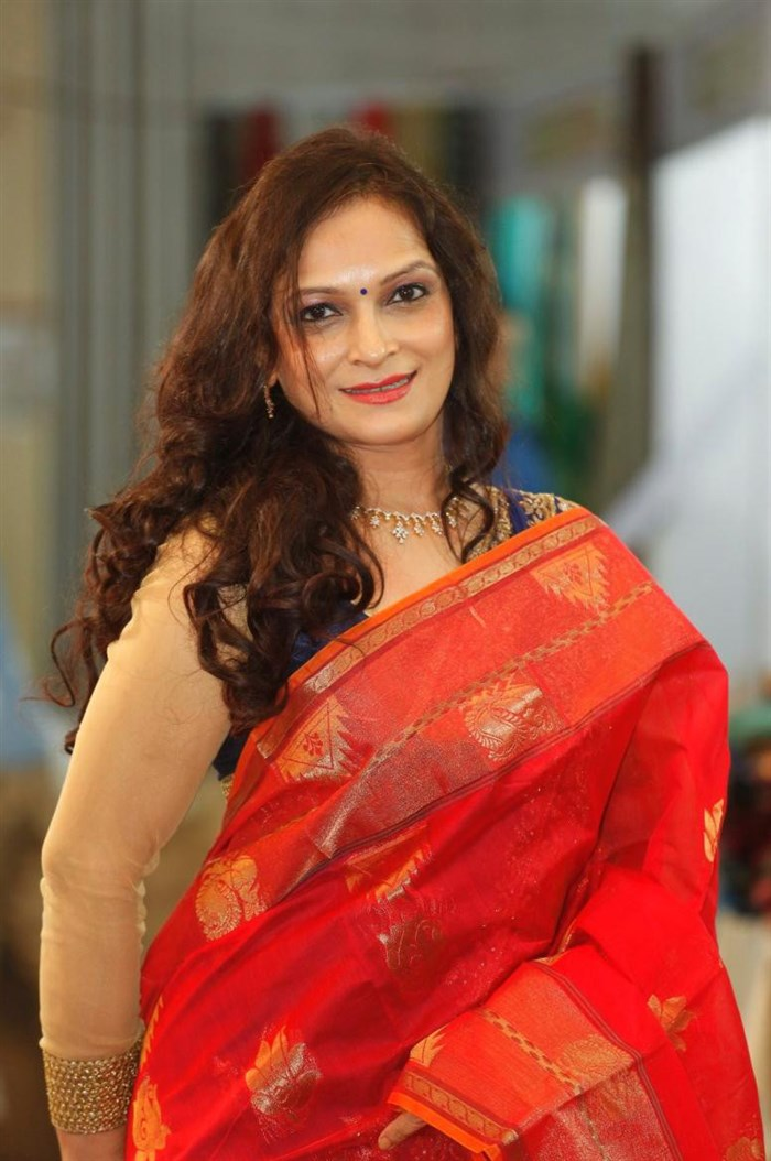 Bina Mehta launches Silk India Expo Photos