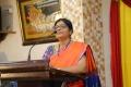 Pushpa Kandaswamy @ K Balachander 88th Birthday Celebrations Stills