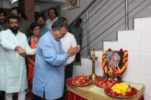 Nassar @ K Balachander 88th Birthday Celebrations Stills
