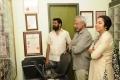 Vasanth, Suhasini @ Director K Balachander Birthday Celebration Stills
