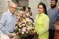 Viji Chandrasekar @ Director K Balachander Birthday Celebration Stills