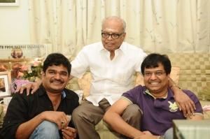 Cell Murugan, Vivek @ Director K Balachander Birthday Celebration Stills