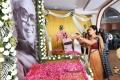 Actress Renuka @ Director K Balachander's 13th Day Ceremony Stills