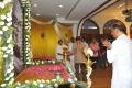 Kamal Hassan @ Director K Balachander's 13th Day Ceremony Stills