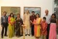 K.Bhagyaraj, Thotta Tharani inaugurates Art Exhibition Photos