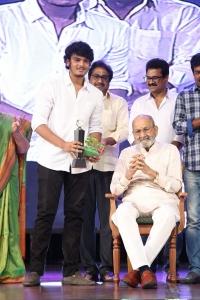 Akash Puri, K Vishwanath @ Sankarabharanam Awards 2017 Photos
