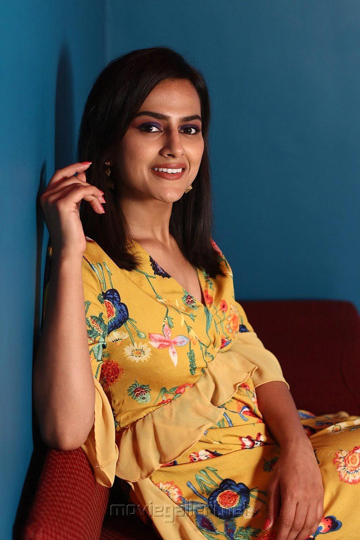 K13 Movie Heroine Shraddha Srinath Photoshoot Stills HD
