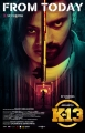 Shraddha Srinath, Arulnithi in K13 Movie Release Posters