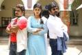Nazar, Megha Shree, Ashok in Kaa Kaa Kaa Movie Photos