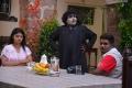 Megha Shree, Yogi Babu, Nazar in Kaa Kaa Kaa Movie Photos