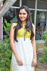 Actress Andrea @ Kaa Movie Pooja Stills