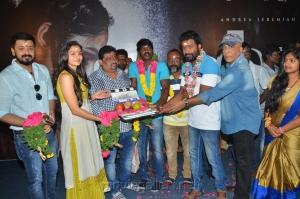 Andrea Kaa Tamil Movie Pooja Stills