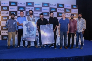 Kaadan Movie Teaser Launch Stills