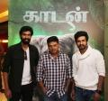 Rana Daggubati, Prabhu Solomon, Vishnu Vishal @ Kaadan Movie Trailer Launch Stills