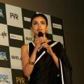 Actress Shriya Pilgaonkar @ Kaadan Movie Trailer Launch Stills