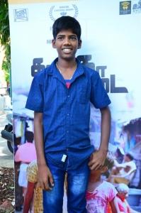 Vignesh @ Kaaka Muttai Movie Audio Launch Stills
