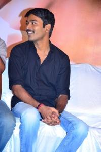 Dhanush @ Kaaka Muttai Movie Audio Launch Stills