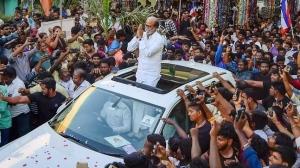 Rajinikanth @ Kaala Audio Launch Pics Live Updates