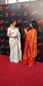 Actress Eshwari Rao @ Kaala Audio Launch Red Carpet Pics