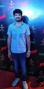 Dhileepan @ Kaala Audio Launch Pics