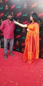 Cinematographer Murali @ Kaala Audio Launch Red Carpet Pics