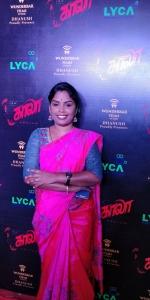 Lyricist Uma Devi @ Kaala Audio Launch Pics