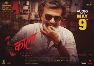 Rajinikanth Kaala Hindi Audio Release Date May 9th Posters