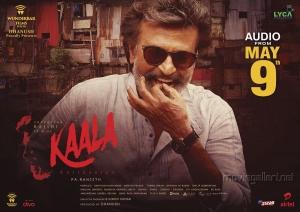 Rajinikanth Kaala Audio Release Date May 9th Posters