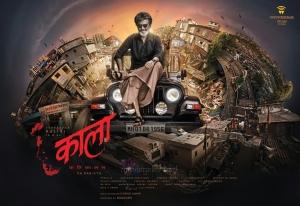Rajinikanth's Kaala Hindi Movie First Look Wallpapers HD