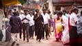 Samuthirakani, Rajinikanth, Aruldoss in Kaala Latest HD Stills