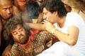 Chaitanya Krishna, Saikumar in Kaali Charan Telugu Movie Stills