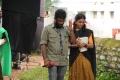 Sri Prawin, Chandni in Kaali Charan Telugu Movie Working Stills