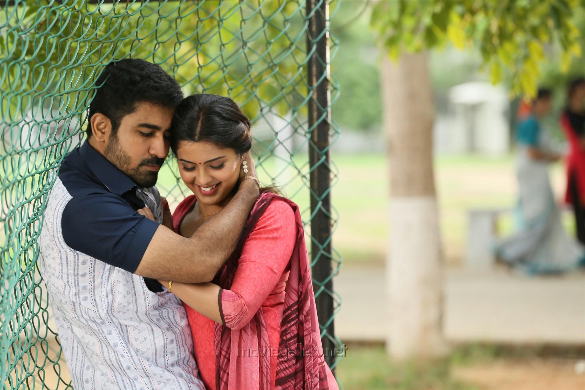 Vijay Antony, Amritha Aiyer in Kaali Movie Stills HD