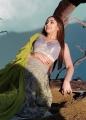 Acterss Sayesha Saigal Kaappaan Movie HD Photos