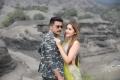 Suriya, Sayesha in Kaappaan Movie HD Photos