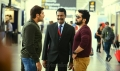 Arya, Samuthirakani, Suriya in Kaappaan Movie HD Photos