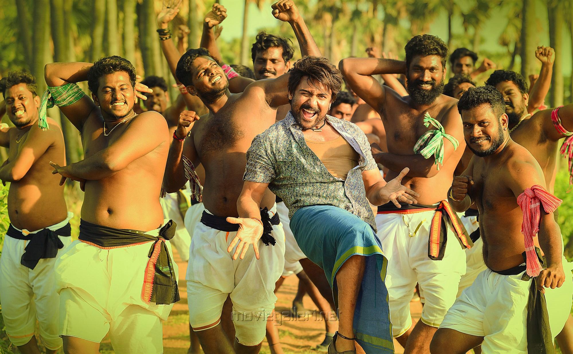 Actor Suriya in Kaappaan Movie HD Stills