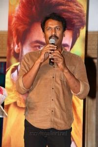 Samuthirakani @ Kaappaan Movie Press Meet Photos
