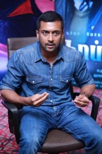 Suriya @ Kaappaan Movie Press Meet Photos