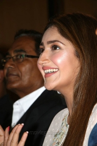Sayyeshaa Saigal @ Kaappaan Movie Press Meet Photos