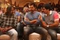 Gokul, Karthi, Vivek @ Kaashmora Movie Press Meet Stills
