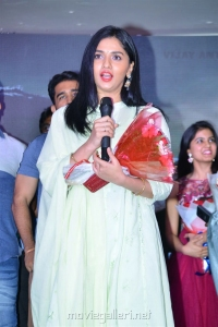 Actress Sunaina @ Kaasi Movie Pre Release Function Stills