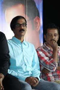 Manobala @ Kaatrin Mozhi Press Meet Stills