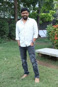 Actor Vidharth @ Kaatrin Mozhi Press Meet Stills