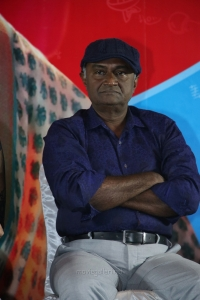 MS Bhaskar @ Kaatrin Mozhi Press Meet Stills