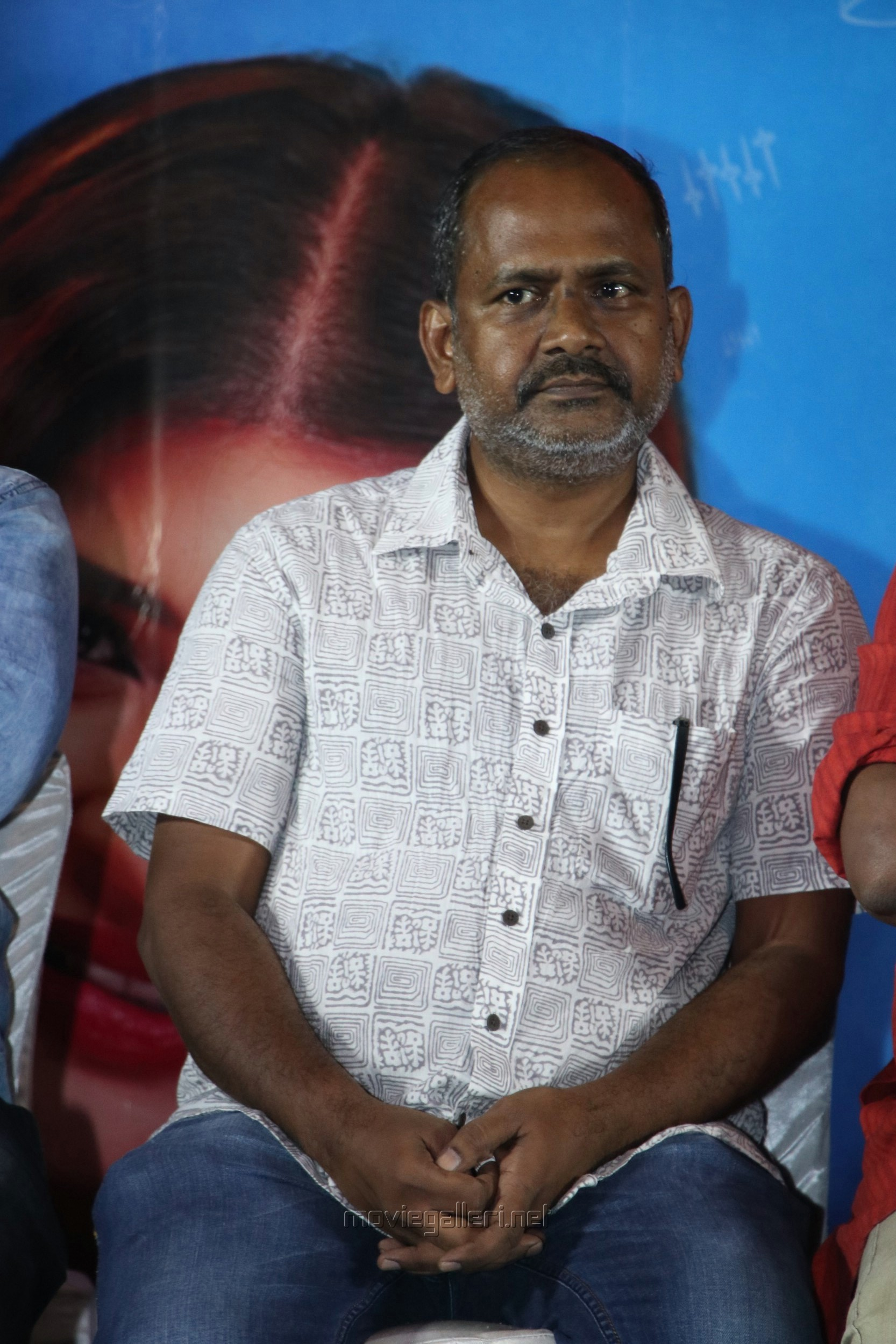 Mahesh Muthusamy @ Kaatrin Mozhi Press Meet Stills